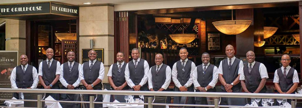 Waiters Relief Fund-The Grillhouse Group- Covid-19